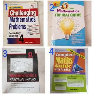 [BN] cheap mathematics assessment books