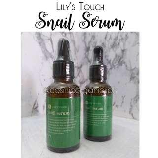 🐌 Lily's Touch SNAIL SERUM Essence Ampule 🐌