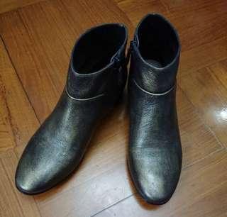 🈹️ Canada 加拿大Cole Haan 真皮短 boot