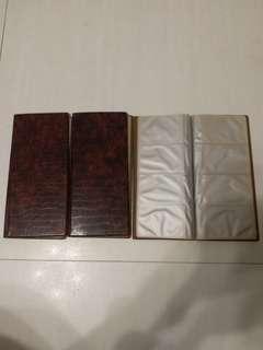 龍珠閃卡卡簿3本