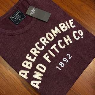 [INSTOCK] Abercrombie & Fitch Graphic Tee (XS,S)