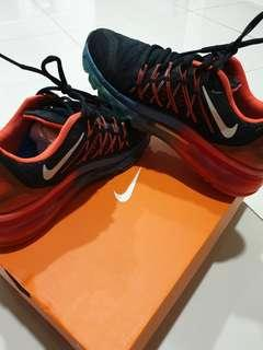 Original Authentic Nike Air Max 2015 Running Shoes