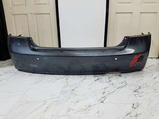 Honda civic fd1 rear bumper