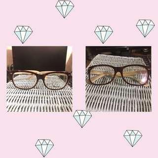 Mocha glasses