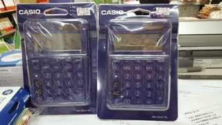 Casio MS20UC 紫色計算機 計數機 calculator