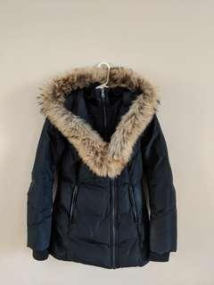 Mackage adali parka size small