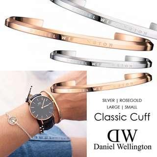 Daniel Wellington Gold Cuff