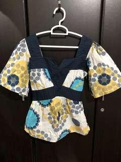 Kimono Styled Top