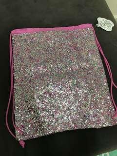 Smiggle Deawstring Bag