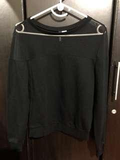 H&M Divided Autumn Top