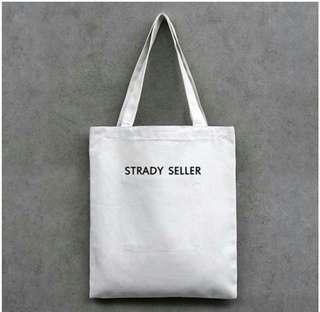(包郵)全新 Strady Seller 凡布袋