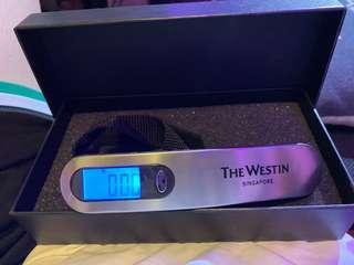 Digital luggage weight scale 行李磅重器