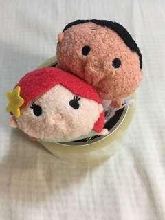 🚚 Tsum Tsum小美人魚和王子