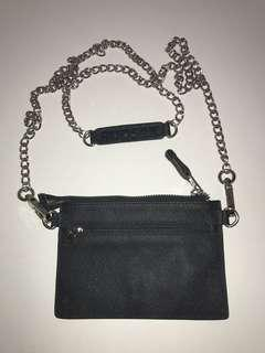 New Rudsak Crossbody Bag (Black)