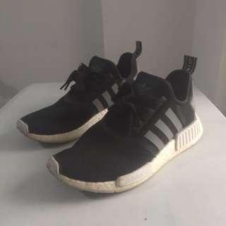 a1b2779039254 Adidas NMD R1 Charcoal Black Original