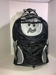 New Roots Luggage/Backpack on Wheels with Telescopic Handle