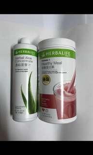 包郵 減肥孖寶草莓味 原裝Herbalife 康寶萊