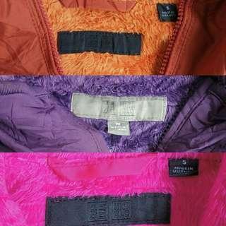 Uniqlo Sherpa Jacket