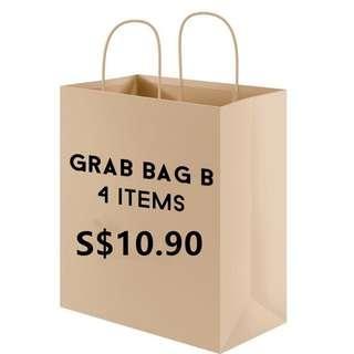 5 for $10  GRAB BAG