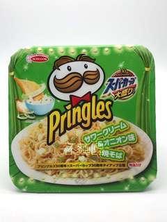 洋蔥酸奶油味撈麵