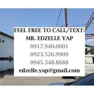 Warehouse for Sale Valenzuela City