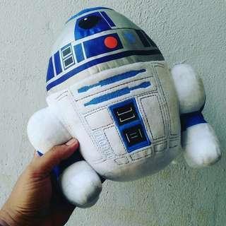 R2D2 plush toys