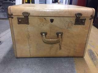 Vintage mcbrine baggage