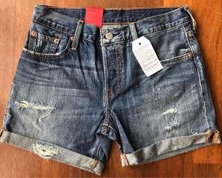 [WITH SHIPPING/CLEARANCE] Levis 501ct Shorts