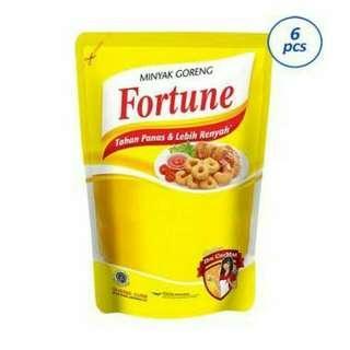 Promo murah minyak fortune 2ltr murah