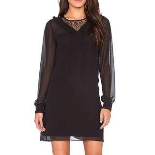BCBGeneration Lace Shirt Dress