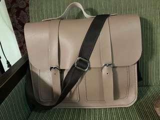 Hand made messenger bag