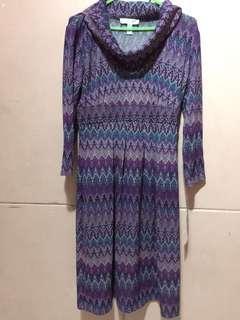 Vintage boho dress