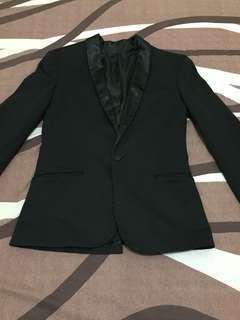 Jas Pria Blazer Pria Jaket Zara Original