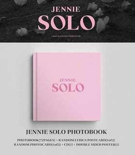 JENNIE ( BLACKPINK ) - SOLO