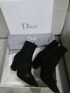 Low boots Dior Authentic 100%