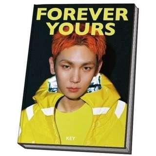 KEY ( SHINEE ) - FOREVER YOURS ( Music Video Storybook )