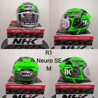 NHK Helmets