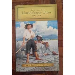 The Adventures of Huckleberry Finn by Mark Twain #POST1111