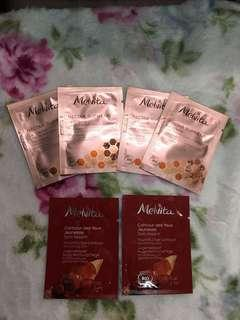 Melvita Eye Contour + Nectar Supreme Cream
