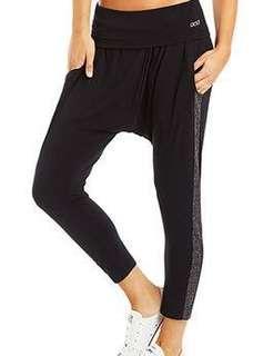 Size S/M Lorna Jane harem pants black