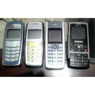 HP CDMA Jadul Nokia 2115, Nokia 6235,Samsung SCH 179 matot, JUAL MURAH