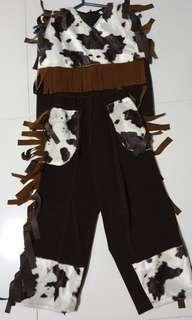 Cow boy costume for kids