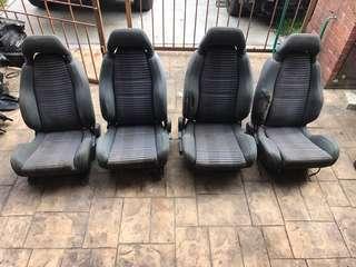 MAZDA B8 SEAT