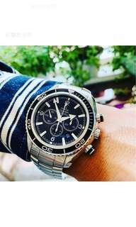 🚚 OMEGA 大海馬 45.5 (2017年)接受換錶
