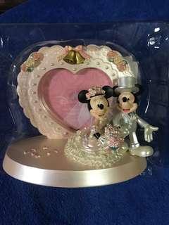 Disney wedding picture frame