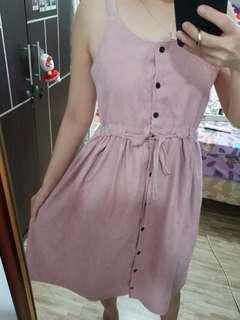 Dress bangkok pink