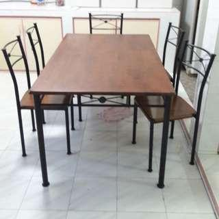 Dining Table and chairs or dining set