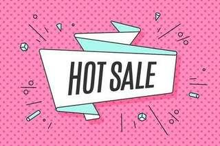 BUY MORE SAVE MORE!! START FROM 20K ONLY