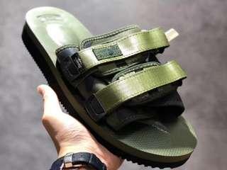 ce089e8c8be8 PO Suicoke Moto x Stussy unisex sandals