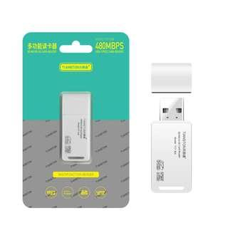 SD and micro SD Card reader (Free postage)